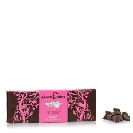 Chocolat de Modica Pérou 70 g