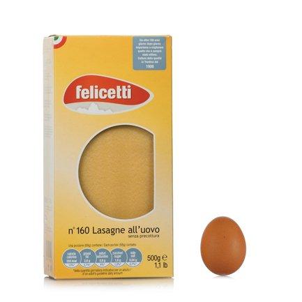Lasagnes aux œufs 500g