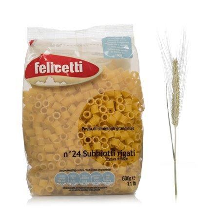 Subbiotti au blé dur 500g