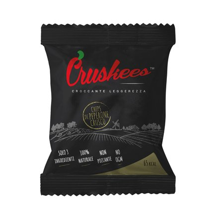 Chips de piment Crusco 15g