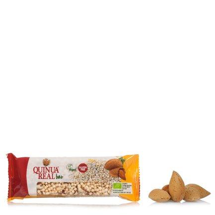 Barre biologique aux Amandes et Quinoa 20 g