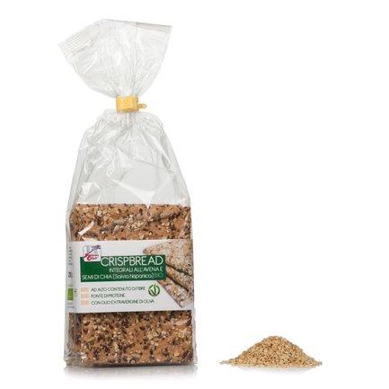 Croustillant d'Avoine Graines de chia biologique 375 g