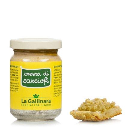 Crème d'artichauts 130 g