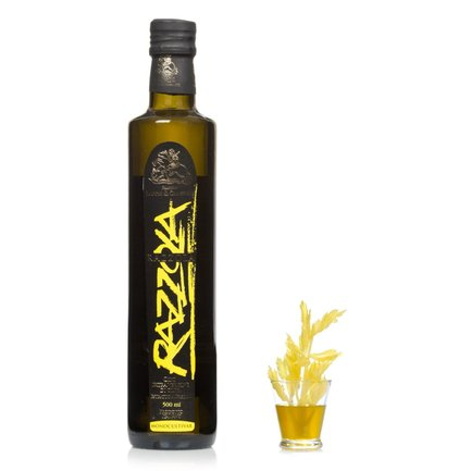 Huile AOP monocultivar Razzola 0,5 l