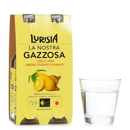 Gazzosa Lurisia 4x275 ml