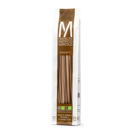 Spaghetti Intégral biologique 500 g