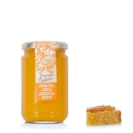Confiture de mandarine tardive 340 g