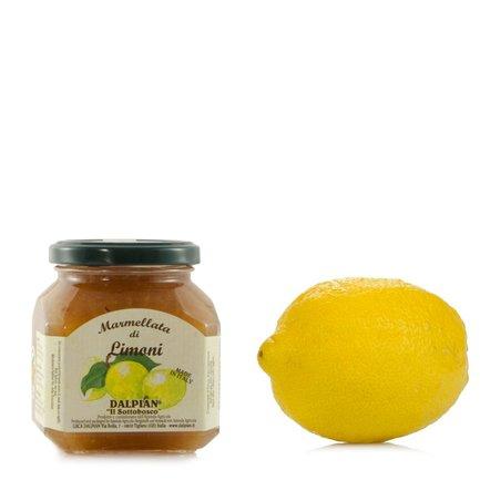 Marmelade extra de citrons 350 g