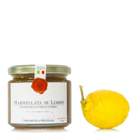 Confiture de citron 225 g