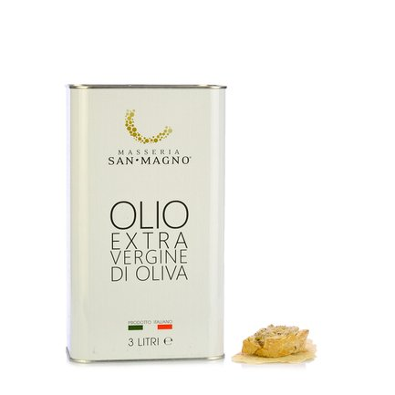Huile d'olive extra vierge 3 l