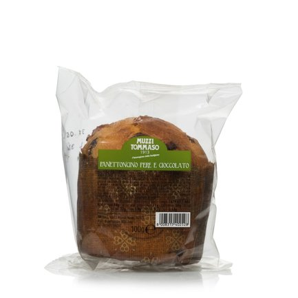 Panettoncino aux poires et au chocolat  100g
