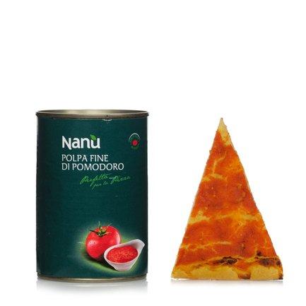 Pomopizza pulpe de tomates 400 g