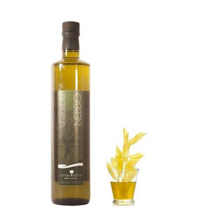 Huile d'olive extra vierge monovariété Nebbio 0,75 l