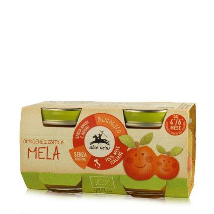 Pot pour bébés pomme 2 x 80 g