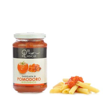 Purée de tomates biologiques 350 g