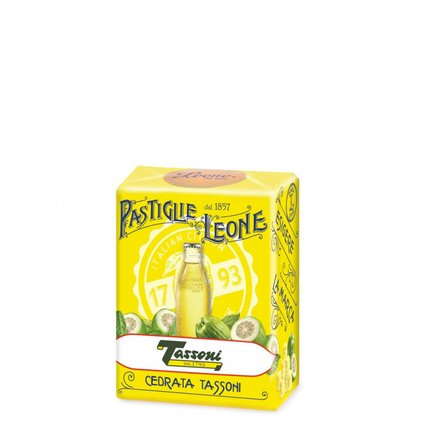 Pastilles Cedrata Tassoni 30g