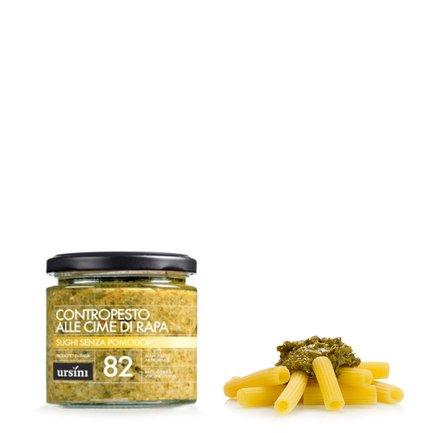 Pesto avec pics de navet 200 g