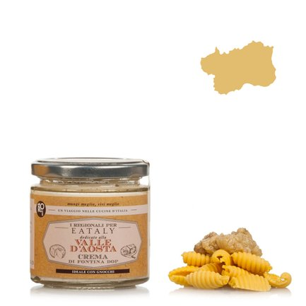 Crème de fromage fontina AOP 200 g