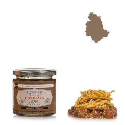Sauce aux champignons et truffes 200 g