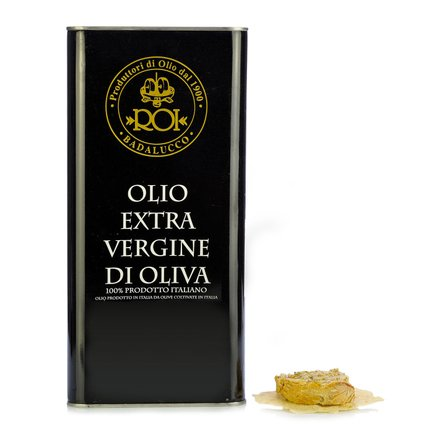 Huile d'olive extra vierge 5 l