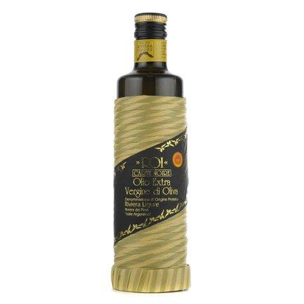 Huile d'olive extra vierge Carte Noire AOP Riviera Ligure 0,5 l