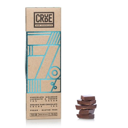 Chocolat cru 70% 50g
