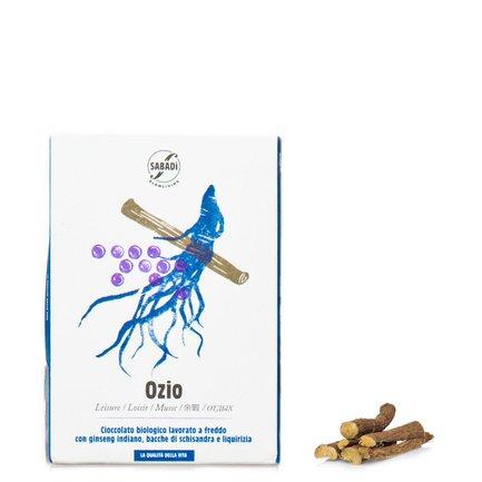 Tablette Ozio 50g