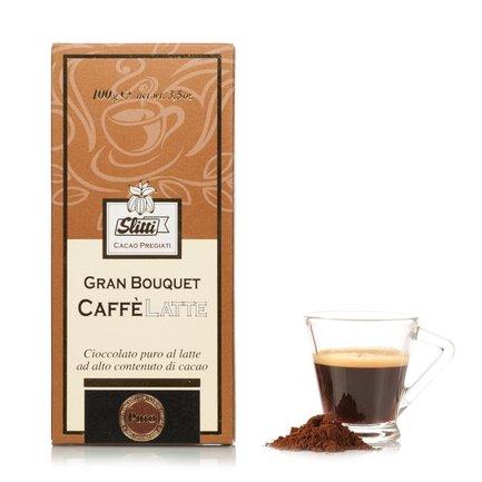 Tablette Gran Bouquet café au lait  100g