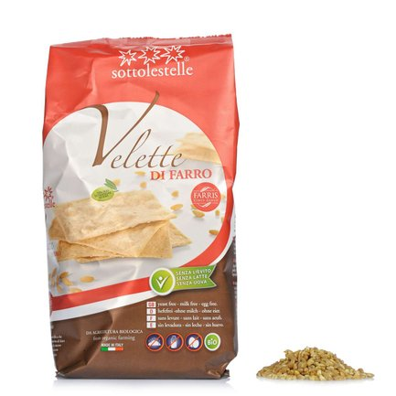 Tartines Velette d'épeautre 185 g