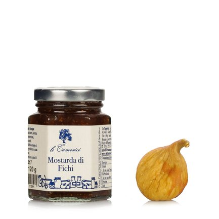 Mostarda de figues 120 g