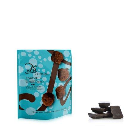Truffes au chocolat noir 45g