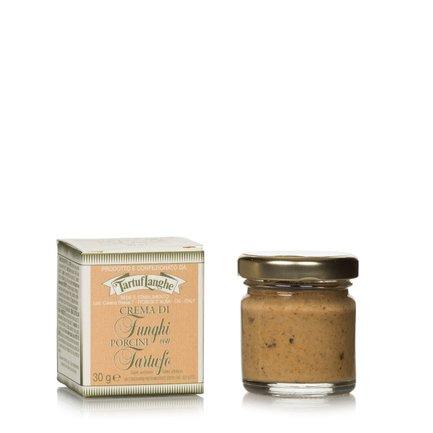 Crème aux cèpes et aux truffes 30 g 30g