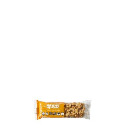 Barre aux cacahuètes biologique 40g