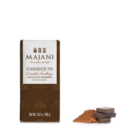 Tablette de Chocolat Extra Noir 75% 100g
