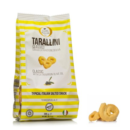 Tarallini classiques 230g