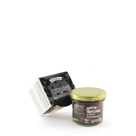 Œufs de caille au jus de fine truffe noire 100g