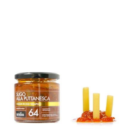 Sauce Puttanesca 200 g