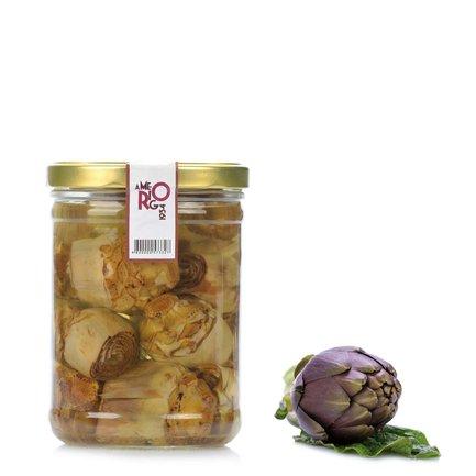 Artichauts à l'huile  750g