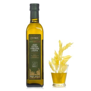 Huile d'olive extra vierge biologique 0,5 l