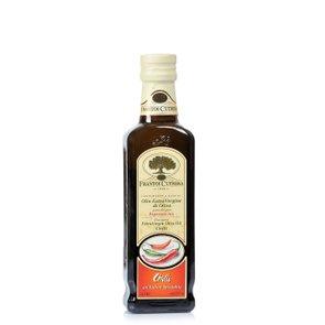 Huile d'olive extra vierge au piment 250 ml