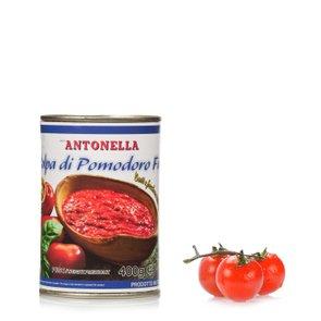 Pulpe fine de tomates 400 g