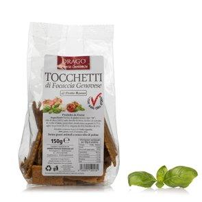 Tocchetti au Pesto rouge 150g