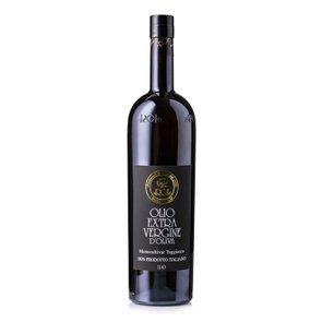 Huile d'olive extra vierge monocultivar Taggiasca 1 l