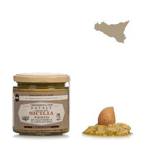 Pesto Pistaches et Amandes 220 g
