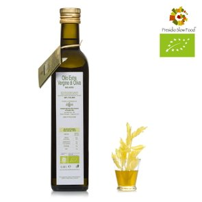 Huile d'olive extra vierge biologique 0,5l