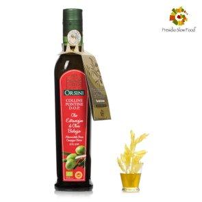 Huile d'olive extra vierge Colline Pontine 0,5 l