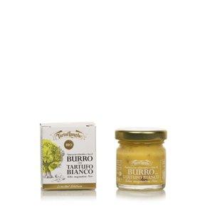 Beurre à la truffe blanche biologique 30g