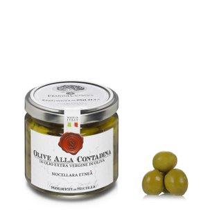Olives paysannes 190g