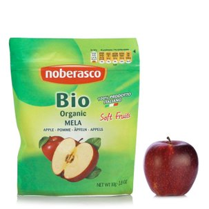 Pommes biologique Douces 80g