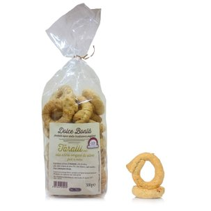 Taralli à l'huile Evo 300 g